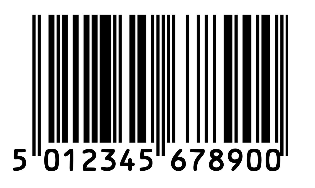 barcode OCR-A